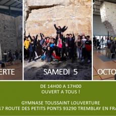 Compte Rendu Porte Ouverte du 05/10/19