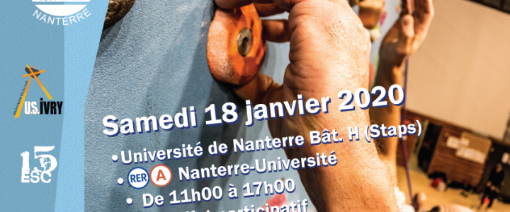 CONTEST Nanterre Etape 4 /5    #Adultes