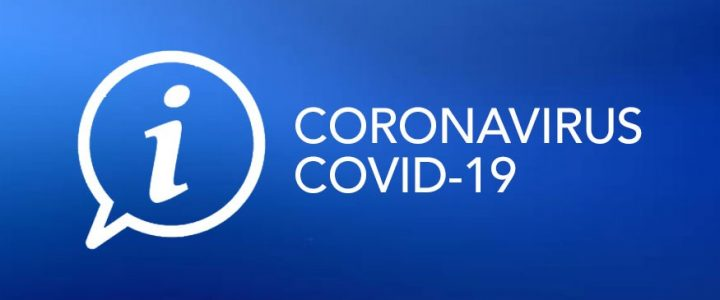 Info Covid-19 -13/03/2020