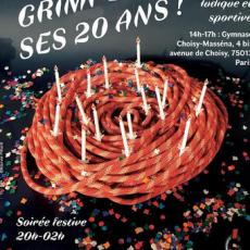 [Info FSGT] Grimpe 13 fête ses 20 ans !